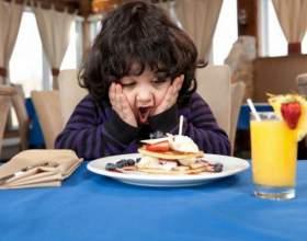 Плохой аппетит у ребенка фото