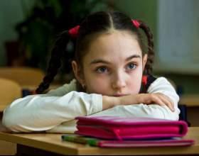 По какой причине ребенок может не идти в школу фото