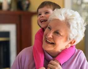 Почему бабушки не любят сидеть с внуками фото