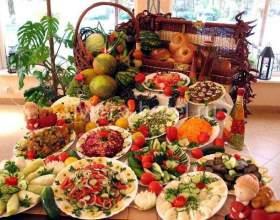 Почему человек не ест за праздничным столом фото