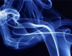 Почему дым поднимается вверх фото