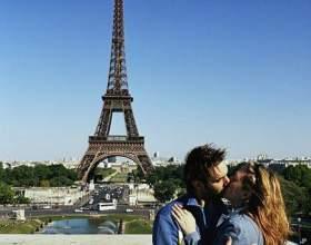 Почему французский поцелуй так называется фото