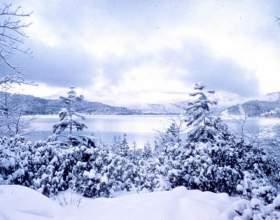 Почему идет снег фото