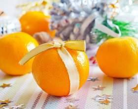 Почему именно мандарины ассоциируются с новым годом? фото