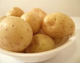 Почему картофель сморщивается фото