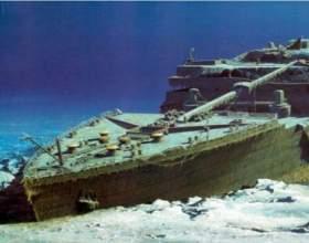 """Почему корабль назвали """"титаник"""" фото"""