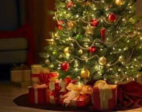 Почему на новый год принято наряжать елку фото