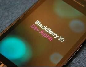 Почему откладывается выпуск blackberry 10 фото