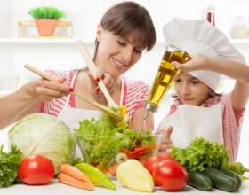Почему полезно готовить вместе с детьми фото