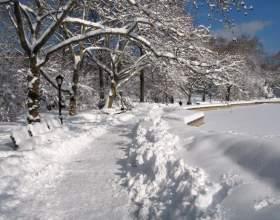 Почему снег хрустит фото