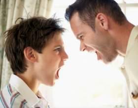 Почему возникают конфликты между детьми и родителями фото