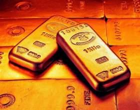 Почему золото падает в цене фото