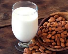 Полезно ли миндальное молоко? фото