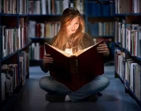 Польза чтения книг фото