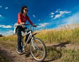 Польза и вред езды на велосипеде фото