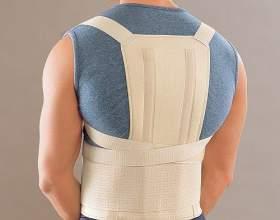Помогает ли корсет для спины от сутулости фото