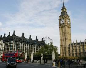 Популярные места лондона фото