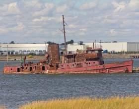 Последний приют: кладбища кораблей фото