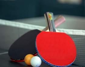 Правила настольного тенниса фото