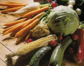 Правильное питание осенью и в конце лета фото
