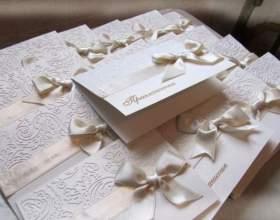 Приглашения на свадьбу - оригинальные идеи фото