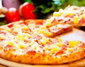 Простая домашняя пицца по-мексикански фото