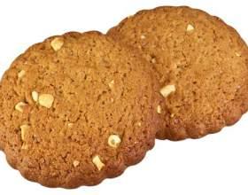 Рассыпчатое сырное печенье с орехами фото
