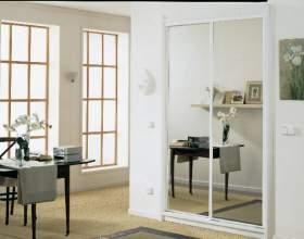 Разновидности зеркальных межкомнатных дверей фото