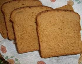 Рецепт черного хлеба для хлебопечки - быстро и вкусно фото