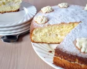 Рецепт крема из творога для бисквитного торта фото