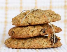 Рецепт печенья из овсяных хлопьев фото