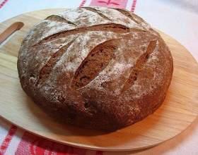 Рецепт выпечки ржаного хлеба дома в духовке фото