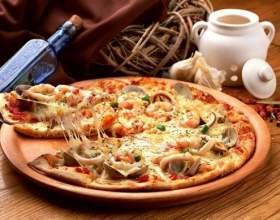 Рецепт жидкого теста для пиццы фото