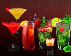 Рецепты алкогольных фруктовых коктейлей фото