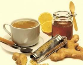 Рецепты чая с имбирем фото
