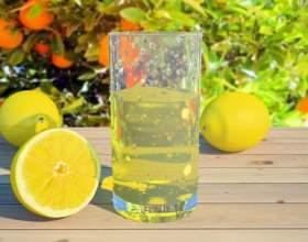 Рецепты домашнего лимонада фото