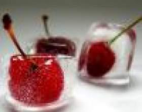 Рецепты косметического льда фото