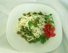 Рецепты салатов из белокочанной капусты фото