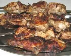 Рецепты шашлыка из курицы фото