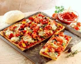 Рецепты вкусного теста для пиццы фото