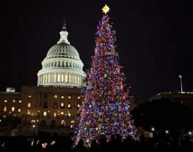 Рождество в сша: главный праздник года фото