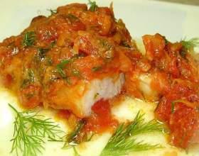 Рыба под маринадом. вспомним советскую кухню фото