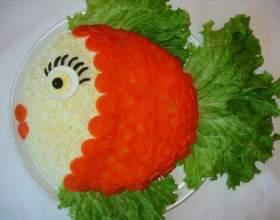 """Рыбно-овощное пюре """"рыбка моя"""" фото"""