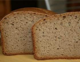 Ржаной хлеб на закваске: особенности заведения теста фото