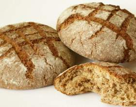 Ржаной хлеб при диете фото