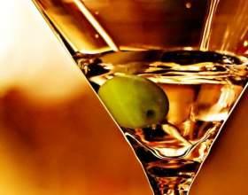 С чем лучше пить мартини фото