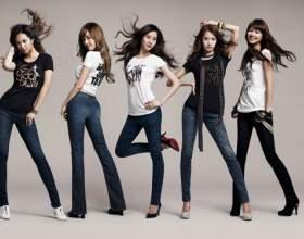 С чем носить обтягивающие джинсы фото