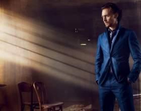 С чем носить синий костюм мужчине фото