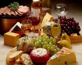 С чем пить вина: красное сухое и белое полусладкое фото