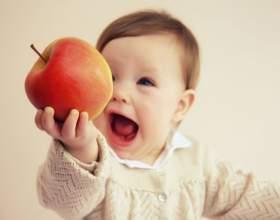 С какого возраста можно давать ребенку яблочное пюре фото